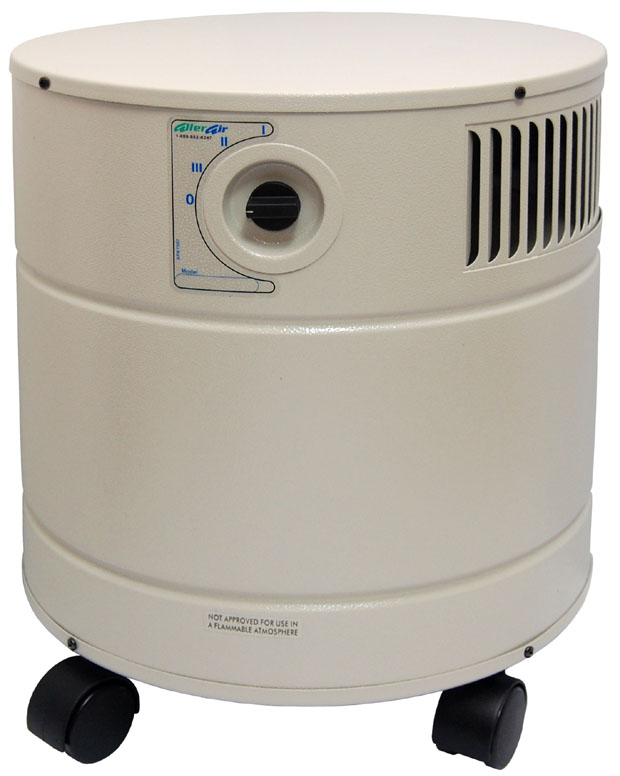 AllerAir 4000 D Exec UV Air Purifier: Sanstone