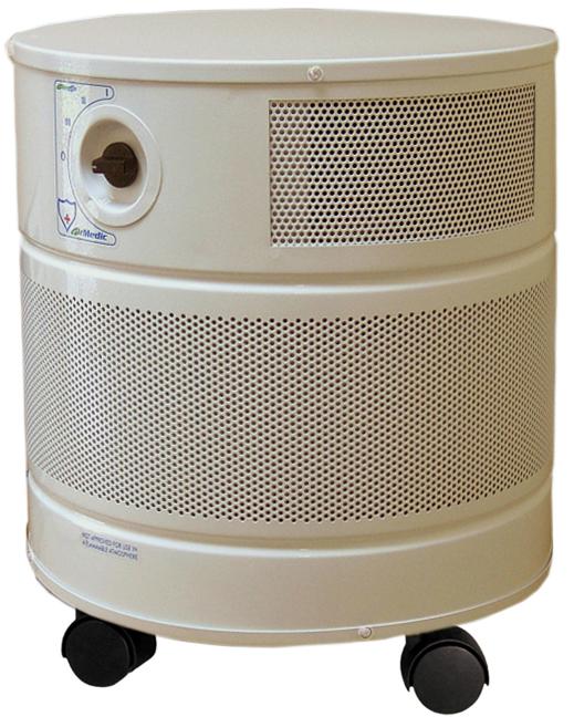 AllerAir 6000 AH Vocarb Air Purifier: Sandstone