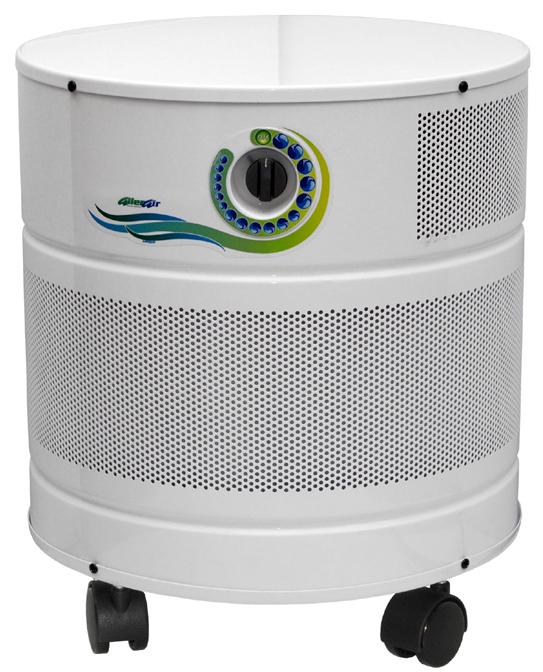 Allerair AirMedic D Vocarb Air Purifier: White