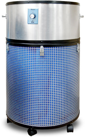 ElectroCorps Radial Air Purifier: RAP 24 CCH