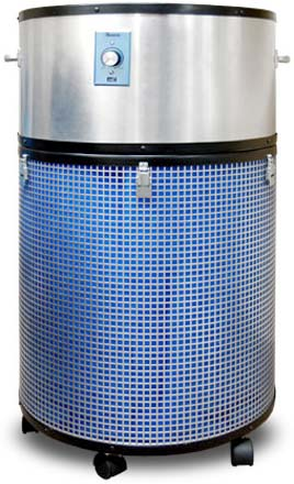 ElectroCorp\'s Radial Air Purifier: RAP 24 CC