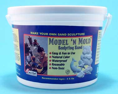 Model N Mold 4 lb Bucket: White