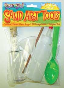Sand Art Tool Kit