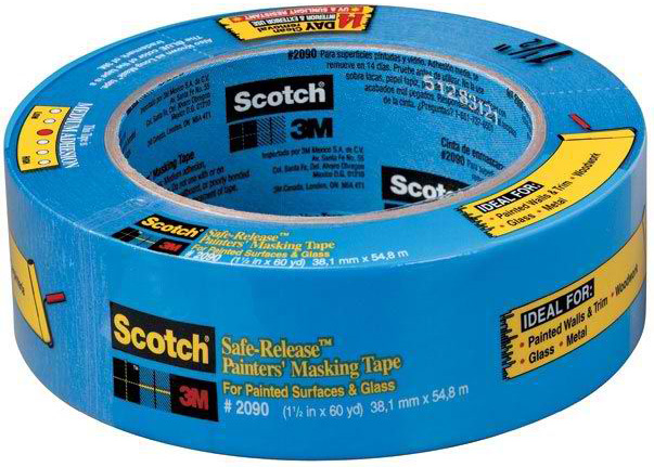 "Scotchblue Painters' Tape: 3/4"" x 60 Yards"