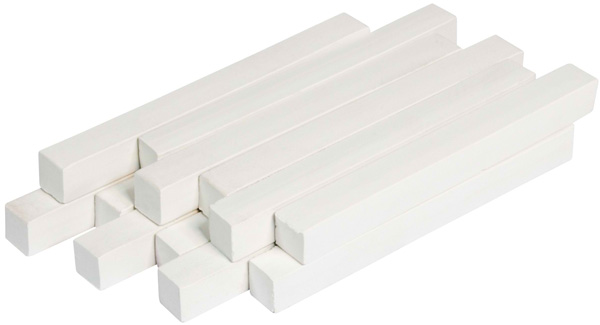 Heritage Artist Drawing Pastels: White, Sets of 12