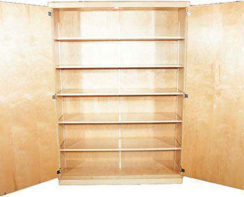 """Shain Storage Cabinets: 48"""" Wide"""