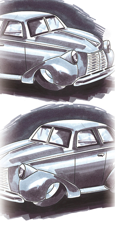 Heritage A-Line Alcohol Markers: Single Markers, Cool Gray 4