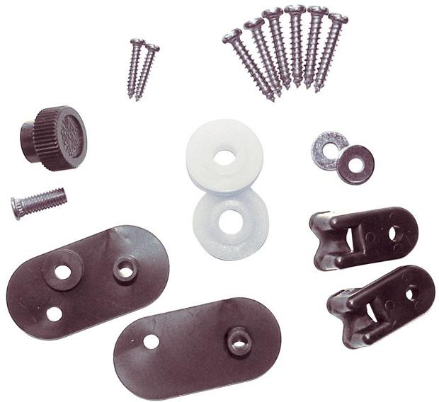 Alvin Straightedge Hardware Kit