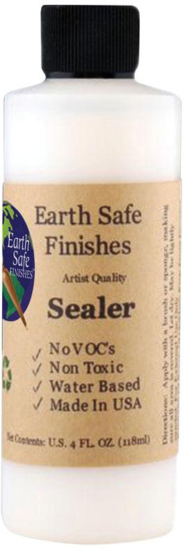 Earth Safe Finishes 4 oz. Sealer