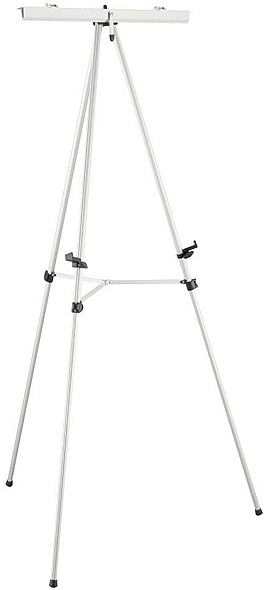 Heritage Coronado Aluminum Easel with Flipchart Holder