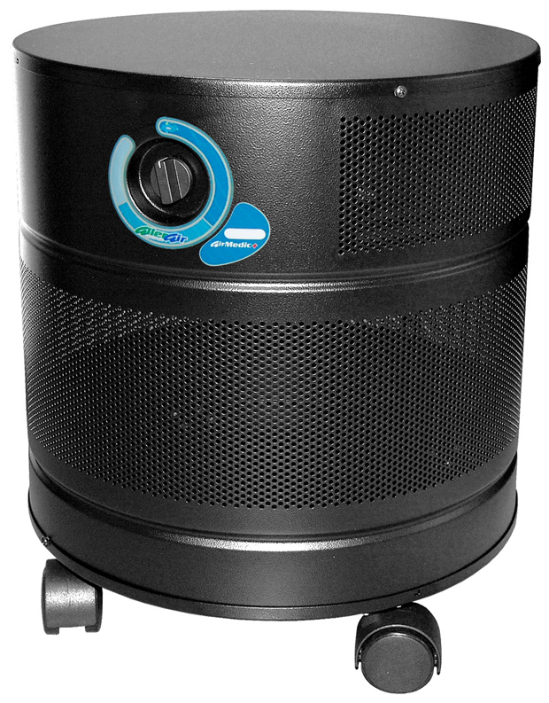 AllerAir AirMedic D Exec Air Purifier: Black