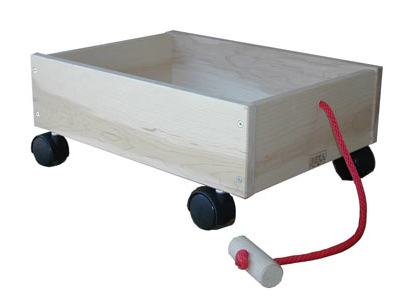 Beka Deluxe Block Wagon