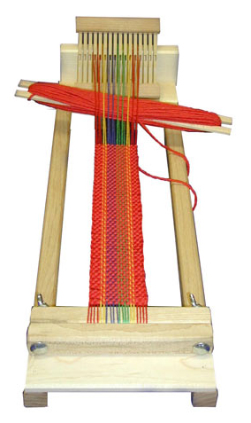 "Beka RH Series 4"" Beginner's Weaving Loom: RH-4"