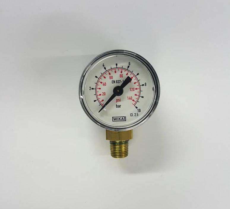 Silentaire Gauge Pressure M1/8