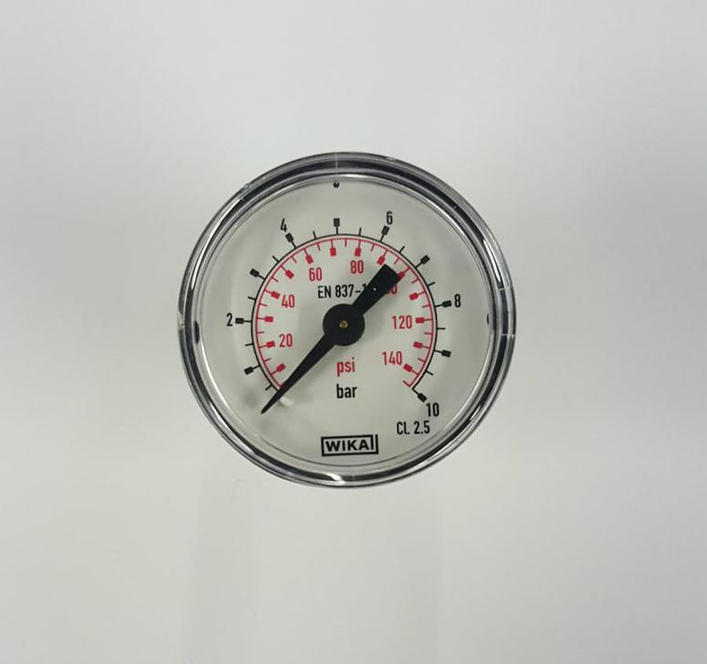 Gauge Pressure 1/8-rear