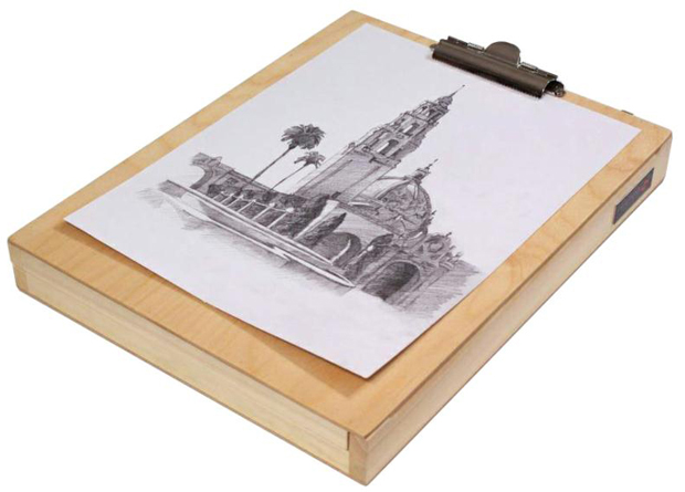 Sienna Sketch box