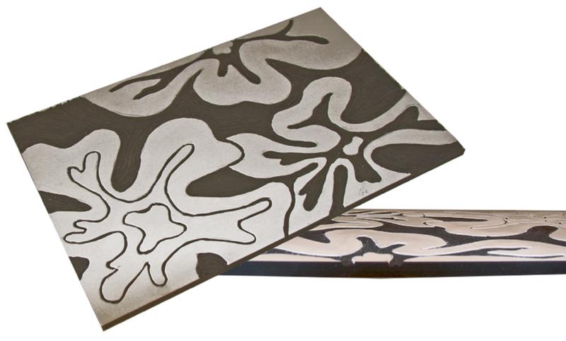 "Inovart Karve Majik  Printing Plate 4"" X 6"" - 2 per pack"