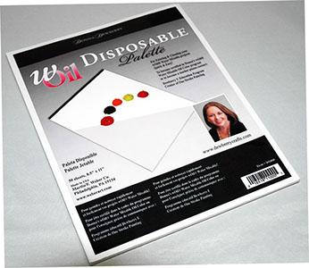 Donna Dewberry Disposable Palette