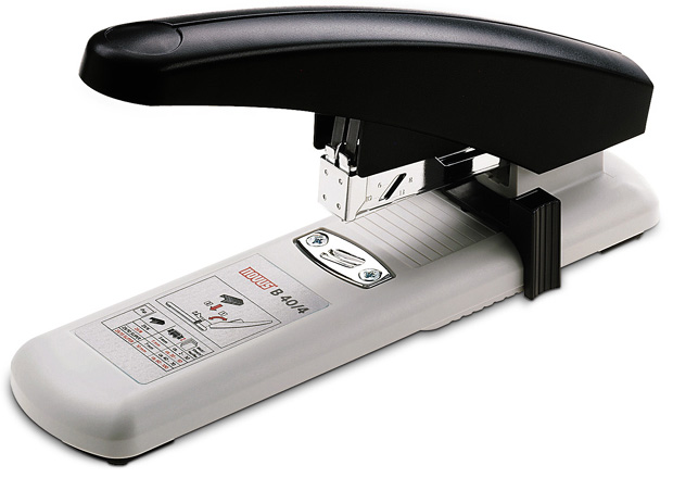 Dahle B40 Heavy Duty Stapler: 2 3/4 Inch Throat Depth