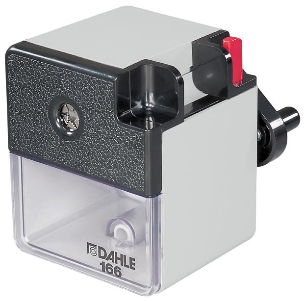 Dahle Premium Rotary Sharpener: Model 166