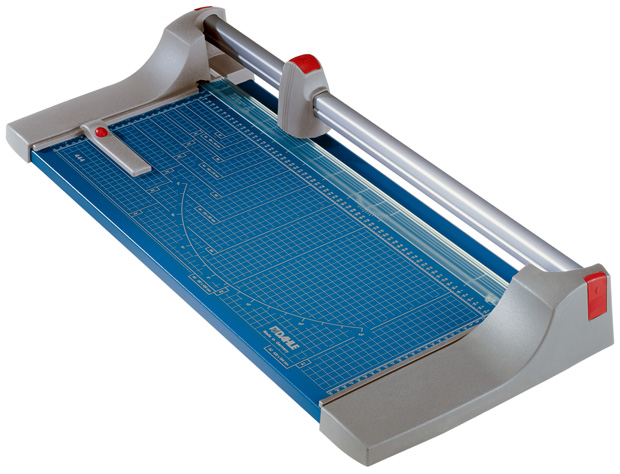 Dahle Premium Rolling Trimmer: 26 3/8 Inch Cut Length