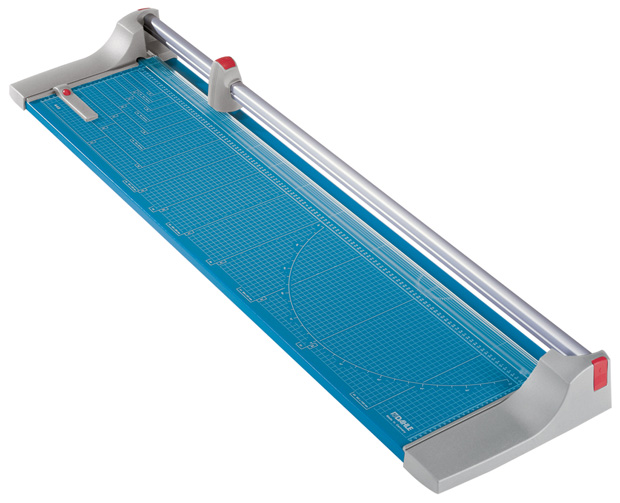 Dahle Premium Rolling Trimmer: 51 1/8 Inch Cut Length
