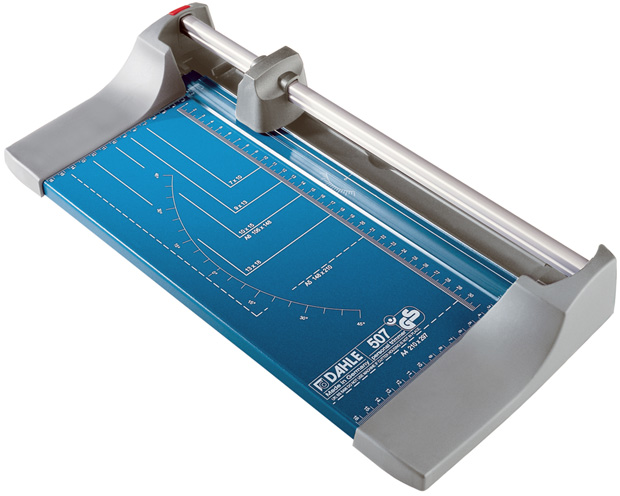 Dahle Personal Rolling Trimmer: 12 1/2 Inch Cut Length