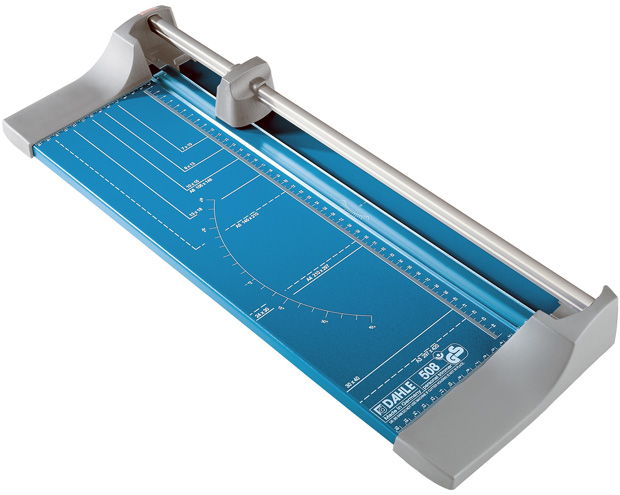 Dahle Personal Rolling Trimmer: 18 inch
