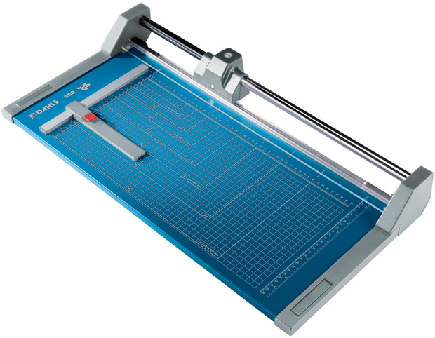 Dahle Professional Rolling Trimmer: 28 1/4 inch