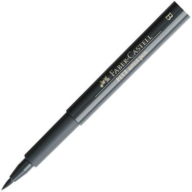Faber-Castell PITT Artist Pen: Cold Grey III