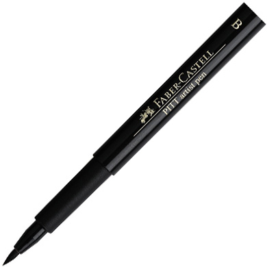Faber-Castell PITT Artist Pen: Cold Grey VI