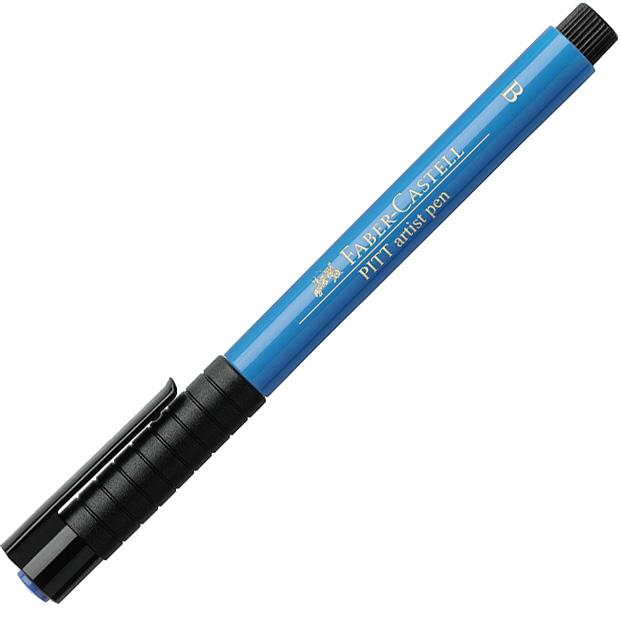 Faber-Castell PITT Artist Pen: Smalt Blue
