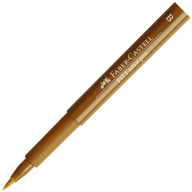 Faber-Castell PITT Artist Pen: Green Gold