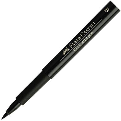 Faber-Castell PITT Artist Pen: Chrome Oxide Green Fiery