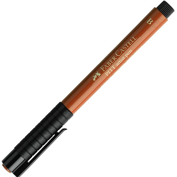 Faber-Castell PITT Artist Pen: Terracotta