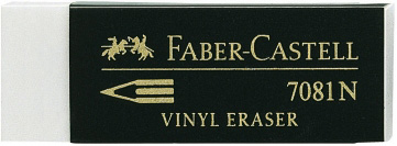 Faber Castell Eraser 7081 N: Pack of 20