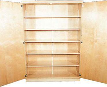 """Shain Storage Cabinet: 60"""""""