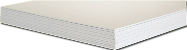 Gotrick Canvas Board: 100% Natural Cotton -  10 X 20 inches