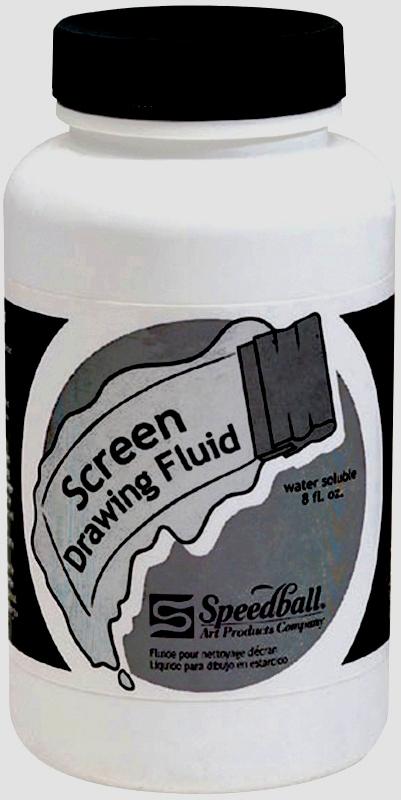 Speedball Screen Drawing Fluid: 8 oz.
