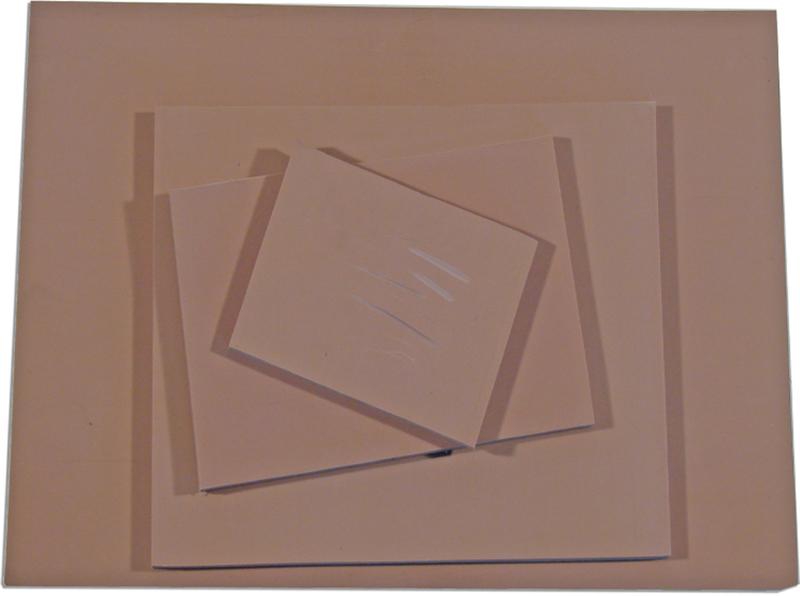 "Inovart Eco Karve Printing And Stamp Making Plates 9"" x 12"" - 1 each"