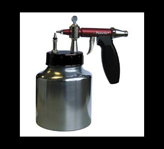 Paasche L Sprayer with Quart Cup: 1mm