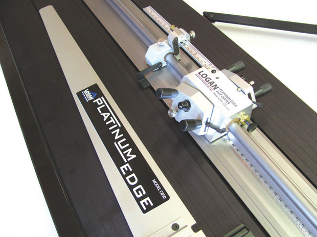 "Logan 855 Platinum Edge Cutter: Size 60""/152 cm"