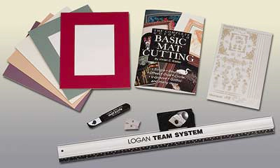 Logan Mat Cutting Kit