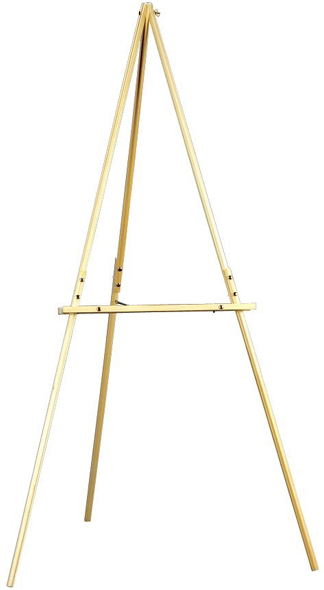 "Alvin Heritage™ Artist Tripod Easel 63"" Tall"