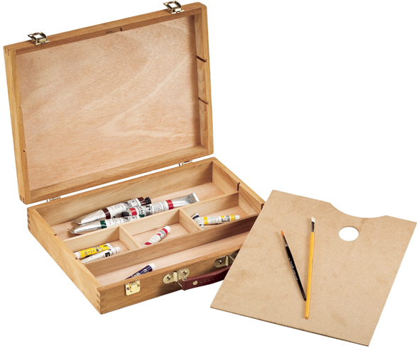 Heritage Palette Sketch Box: Large