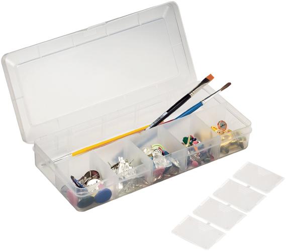 Alvin Heritage™ Small Plastic Organizer Box