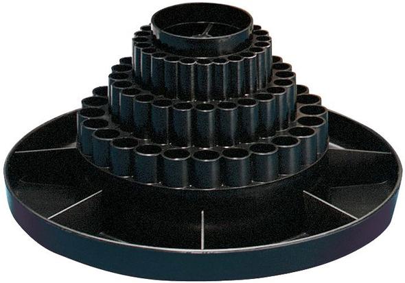 Alvin Spin-O-Tray: Black