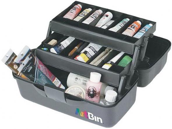 ArtBin Essentials Two-Tray Box