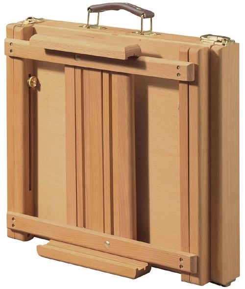 Alvin Heritage™ Beechwood Box Easel