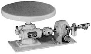 Paasche 14inch Airmotor Driven Turntable
